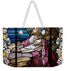Garden Of Gethsemane Weekender Tote Bag