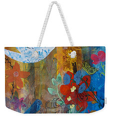 Garden Of Love Weekender Tote Bag