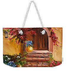 Garden Of Serenity Weekender Tote Bag