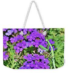 Garden Prayer Weekender Tote Bag