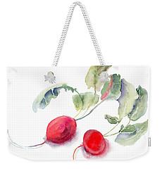 Garden Radish Weekender Tote Bag