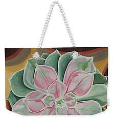 Garden Rossette Weekender Tote Bag