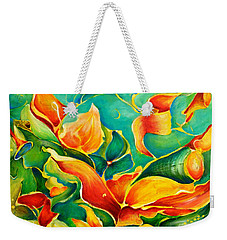 Garden Series No.3 Weekender Tote Bag