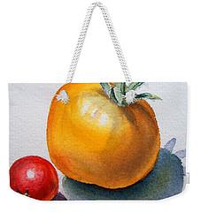 Garden Tomatoes Weekender Tote Bag