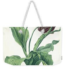Garden Tulip Weekender Tote Bag