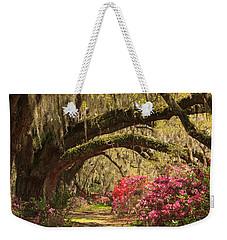 Garden View Weekender Tote Bag