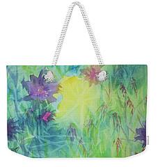 Garden Vortex Weekender Tote Bag
