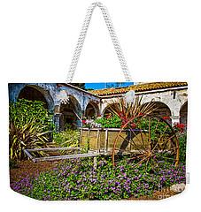 Garden Wagon Weekender Tote Bag