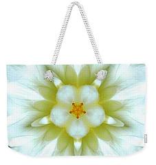 Gardenia Kaleidoscope 1 Weekender Tote Bag