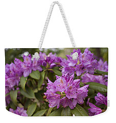 Garden's Welcome Weekender Tote Bag by Miguel Winterpacht