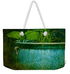 Gardenscape Weekender Tote Bag by Amy Weiss