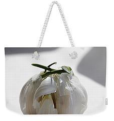 Garlic Clove Weekender Tote Bag