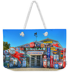 Gasoline Alley Weekender Tote Bag