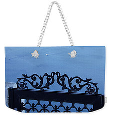 Gated Caldera Weekender Tote Bag