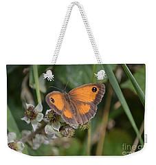 Gatekeeper Butteryfly Weekender Tote Bag