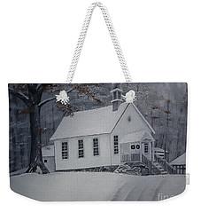 Gates Chapel - Ellijay - Signed By Artist Weekender Tote Bag
