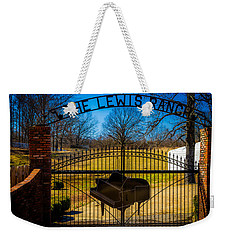 Gates Of Rock And Roll Weekender Tote Bag