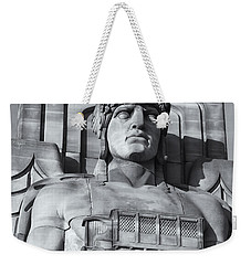Guardian Of Traffic II Weekender Tote Bag