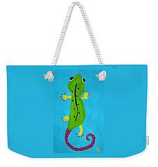 Gecko Gecko Weekender Tote Bag
