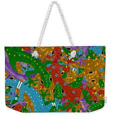 Gecko Mania Weekender Tote Bag