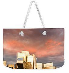 Gehry Rainbow Weekender Tote Bag