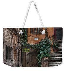 Gelateria Del Teatro Weekender Tote Bag