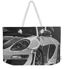 Gemballa Porsche Left Weekender Tote Bag