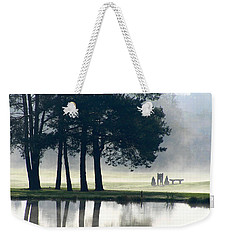 Genegantslet Golf Club Weekender Tote Bag