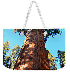 General Sherman Tree, Sequoia National Park, California Weekender Tote Bag