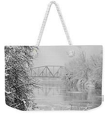 Genesee River Weekender Tote Bag