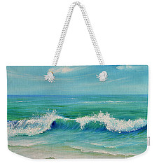 Gentle Breeze Weekender Tote Bag