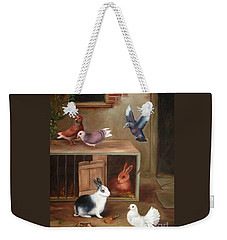 Gentle Creatures Weekender Tote Bag