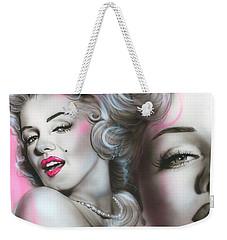 Gentlemen Prefer Blondes Weekender Tote Bag