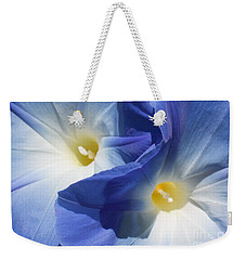 Gently Unfolding Weekender Tote Bag