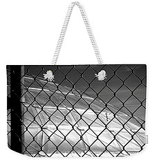 Geo Dome Weekender Tote Bag