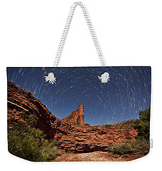 Geology And Space Weekender Tote Bag