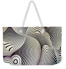 Geometric Gymnastic - S06-01ct01b Weekender Tote Bag