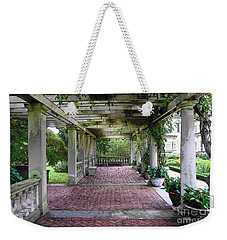 George Eastman Home Pergola Rochester Ny  Weekender Tote Bag