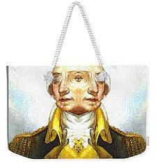 George-washington 1 Weekender Tote Bag