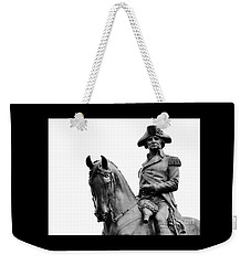 George Washington Statue Boston Ma Weekender Tote Bag