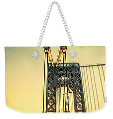 George Washington Sunset Weekender Tote Bag