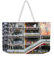 Georges Pompidou Centre Weekender Tote Bag