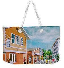 Georgetown Grand Cayman Weekender Tote Bag