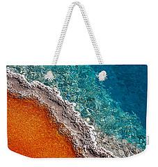 Geothermic Layers Weekender Tote Bag