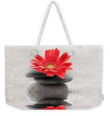 Gerbera Reflection Weekender Tote Bag