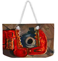 Get A Grip Weekender Tote Bag