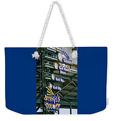 Get Outta Here   Weekender Tote Bag by Susan  McMenamin