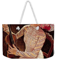 Getting In Tune Weekender Tote Bag