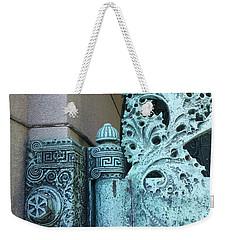 Getty Tomb Detail Weekender Tote Bag
