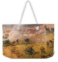 Gettysburg Cyclorama Detail One Weekender Tote Bag
